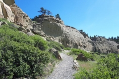 Pictograph Caves, Billings