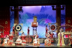 Dancing Show from Tang Dynasty