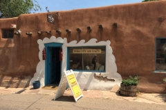 The oldest building in Santa Fe