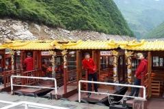The Goddess Stream, a tributary of the Yangtze