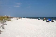 Beach at Pensacola