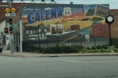 Galena mural