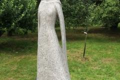 Statues in Doddington Hall Gardens