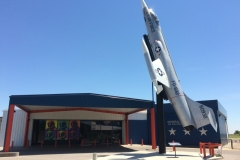 The Stafford Air and Space Museum, Weatherford
